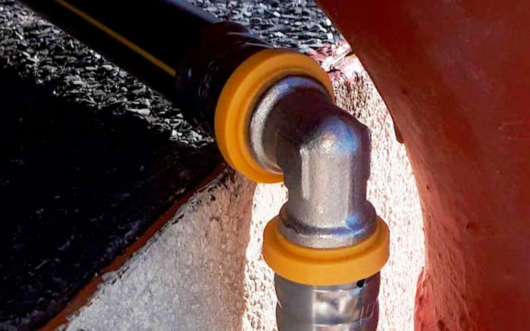 Instalaciones de Gas en sistemas Multicapa IDSAGAS®