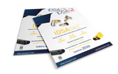 Nuevo Catálogo IDSAGAS 2020