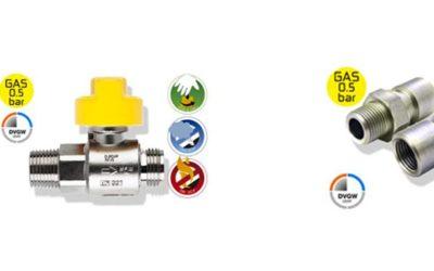 Sistemas de seguridad en instalaciones de gas con sistemas multicapa