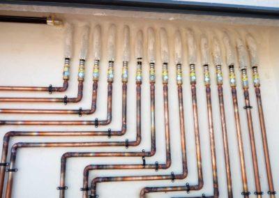 Instalación I.R.I. de GAS-NATURAL